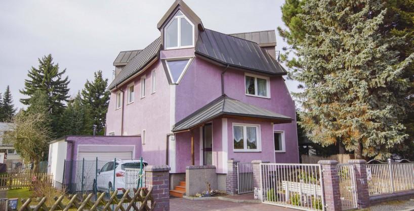 Einfamilienhaus mit einzigartiger Architektur in Erholungsgebiet…