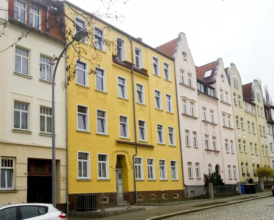 Rosa-Luxemburg-Straße 6 Zeitz – Erdgeschoss links