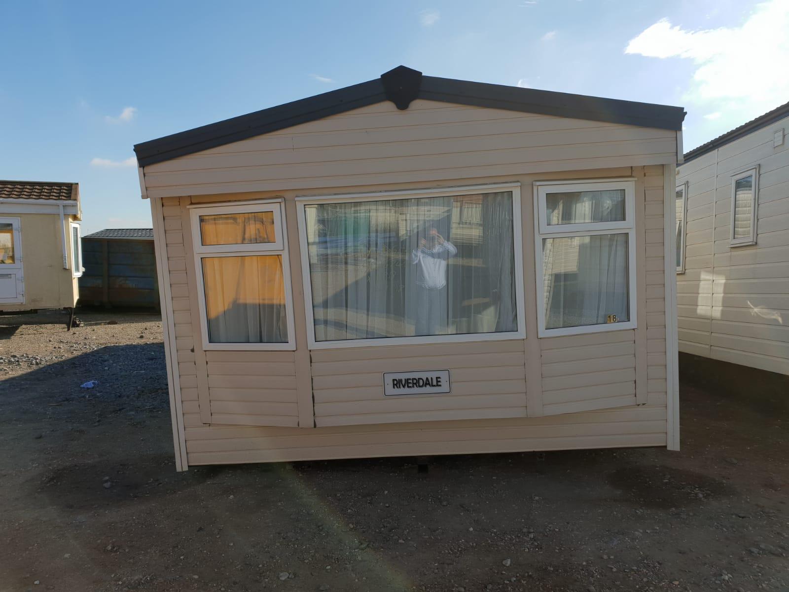 MOBILHEIM, Chalet, Mobiles Haus – Wintertauglich – 3-Schlafzimmer